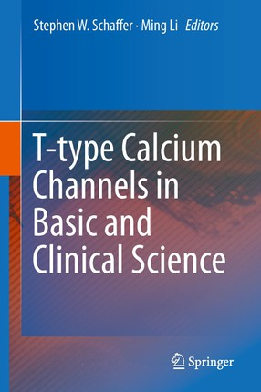 T-type calcium channel in basic and clinical science