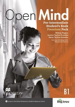 Open Mind. Pre-Intermediate (British English edition)