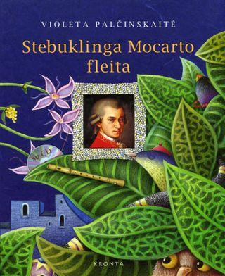 Stebuklinga Mocarto fleita (su CD)