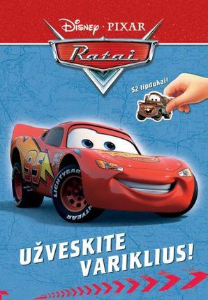 Ratai. Užveskite variklius!