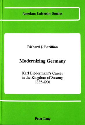 Modernizing Germany