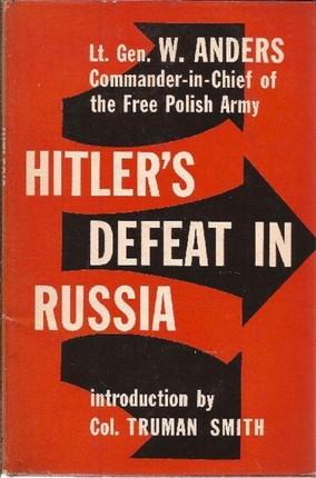 Hitler's Defeat In Russia