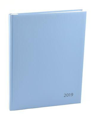 Darbo kalendorius 2019 m. A4 (melsvas)