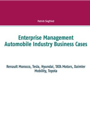 Enterprise Management Automobile Industry Business Cases