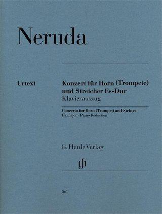 Konzert für Horn (Trompete) und Streicher Es-dur