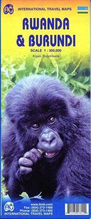 Rwanda / Burundi 1 : 300 000