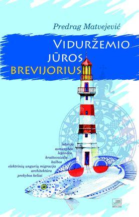 Viduržemio jūros Brevijorius (knyga su defektais)