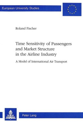 Time Sensitivity of Passengers and Market Structure in the Airline Industry