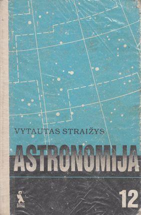 Astronomija 12 klasei