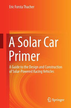 A Solar Car Primer