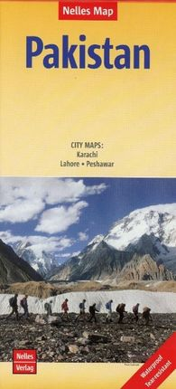 Nelles Map Pakistan 1 : 1 500 000