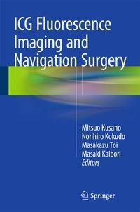 ICG Fluorescence Imaging and Navigation Surgery