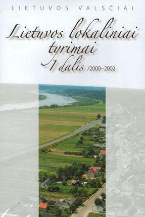 Lietuvos lokaliniai tyrimai (1 dalis)