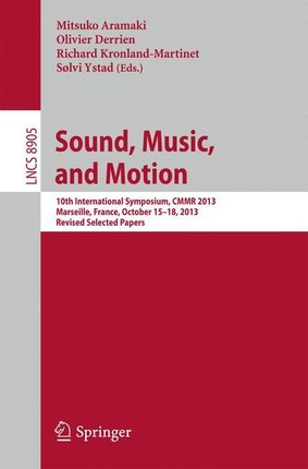 Sound, Music and Motion