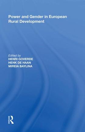 Power and Gender in European Rural Development