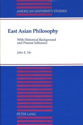 East Asian Philosophy