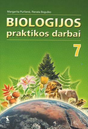 Biologijos praktikos darbai VII klasei