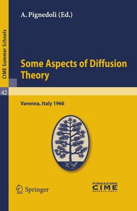 Some Aspects of Diffusion Theory