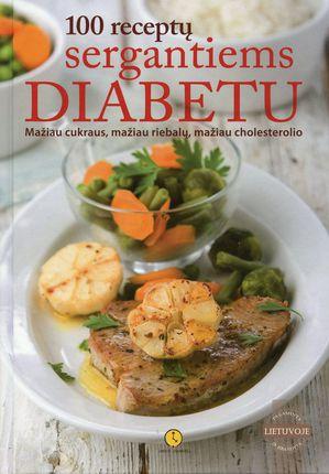 100 receptų sergantiems diabetu