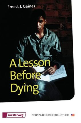 A Lesson Before Dying. Textbook