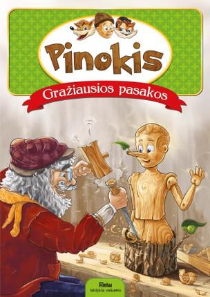Gražiausios pasakos. Pinokis