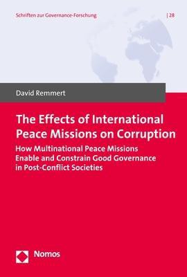 The Effects of International Peace Missions on Corruption