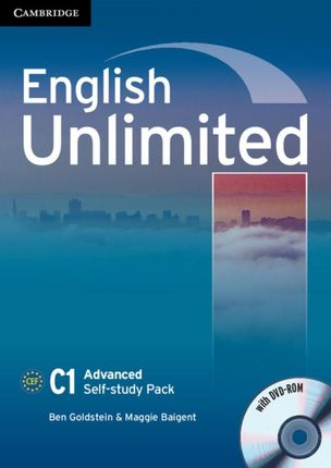 English Unlimited C1 - Advanced. Self-Study Pack with DVD-ROM