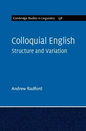 Colloquial English