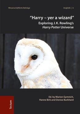 """Harry - yer a wizard"""