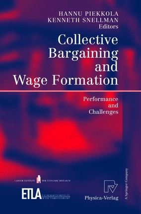 Collective Bargaining and Wage Formation