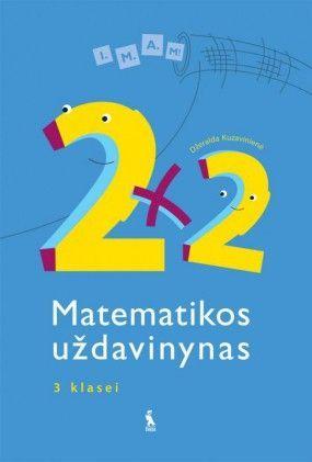 2x2. Matematikos uždavinynas 3 klasei
