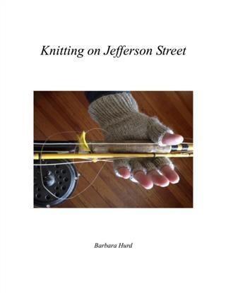 Knitting on Jefferson Street