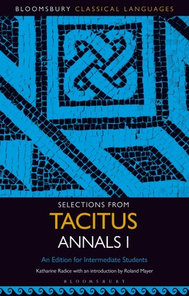 Selections from Tacitus Annals I