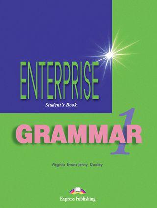 Enterprise 1. Student's grammar. Anglų kalbos gramatika mokiniams