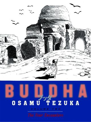 Buddha, Volume 02: The Four Encounters