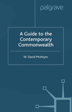 A Guide to the Contemporary Commonwealth