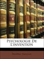 Psychologie De L'invention