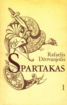 Spartakas I knyga