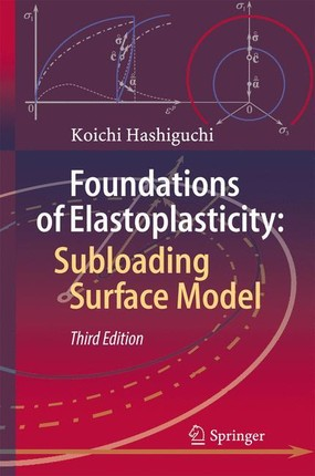 Foundations of Elastoplasticity: Subloading Surface Model