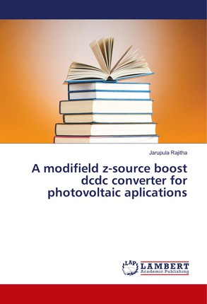 A modifield z-source boost dcdc converter for photovoltaic aplications