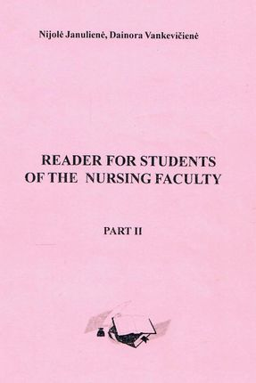 Reader for students of the nursing faculty II