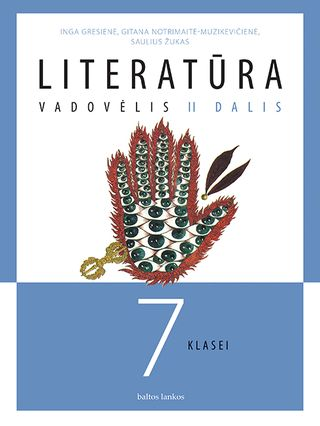 Literatūra. Vadovėlis 7 kl. 2 dalis
