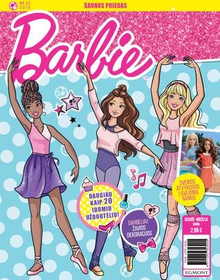 Barbie. Žurnalas. Nr 3, 2019