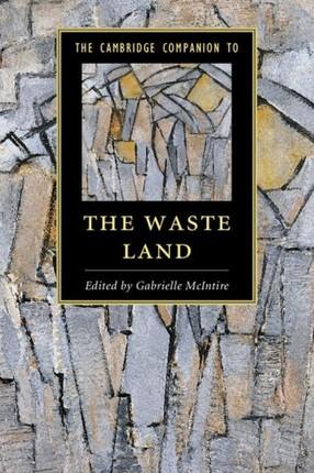 Cambridge Companion to The Waste Land