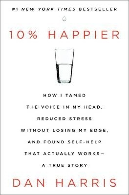 10% Happier (knyga su defektais)