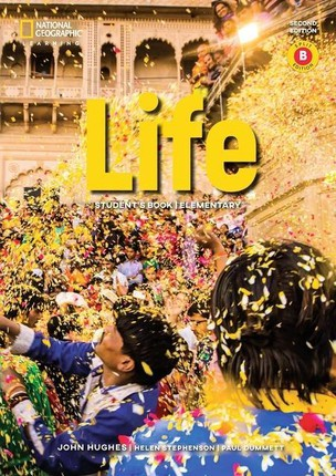 Life - Second Edition A1.2/A2.1: Elementary - Student's Book (Split Edition B) + App