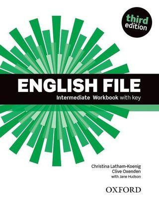 English File: Intermediate. Workbook with Key