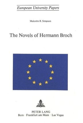 The Novels of Hermann Broch