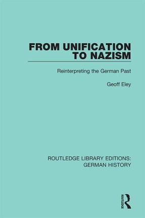 From Unification to Nazism