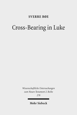 Cross-Bearing in Luke